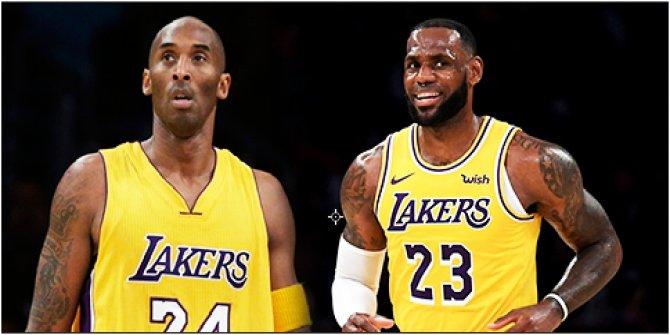 BBC, NBA'nın efsanelerini karıştırdı