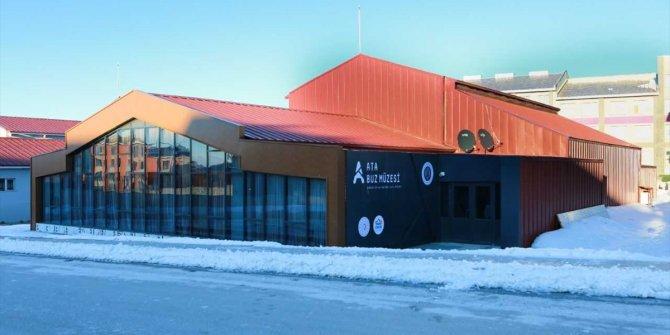 """Erzurum """"buz müzesi""""ne kavuşuyor"""