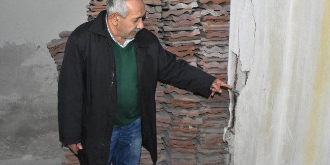 4 ay geçti ama hasarlı binalar hala yıkılmadı