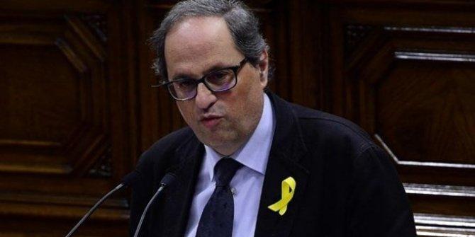Katalonya Başkanının milletvekilliği düşürüldü