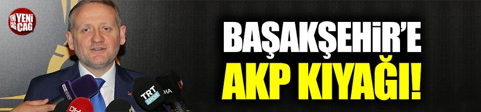 AKP'den Başakşehir'e kıyak!
