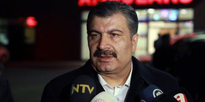 Sağlık Bakanı Koca açıkladı: Türkiye'de coronavirüs tespit edildi mi?