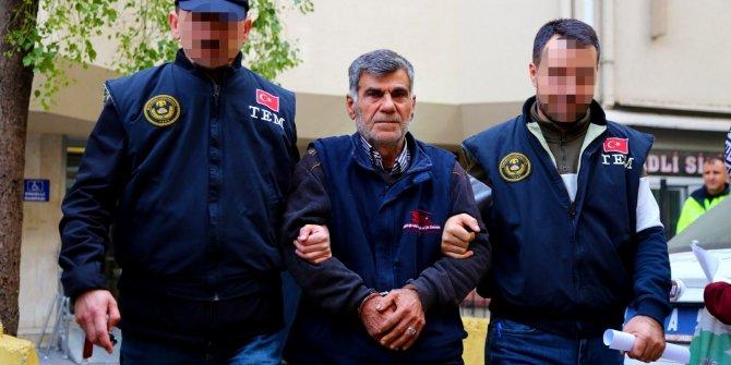 PKK'ya istihbarat sağlıyordu: Suriyeliye gözaltı