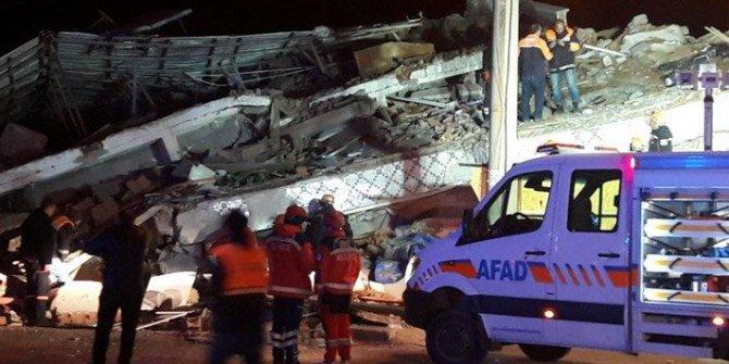 Meteoroloji'den deprem bölgesine kritik uyarı