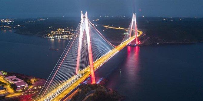 Yavuz Sultan Selim Köprüsü'nün hisselerinin devri 'satış değil'