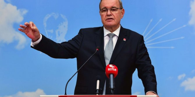 CHP'li Faik Öztrak'tan Tayyip Erdoğan'a deprem vergisi sorusu