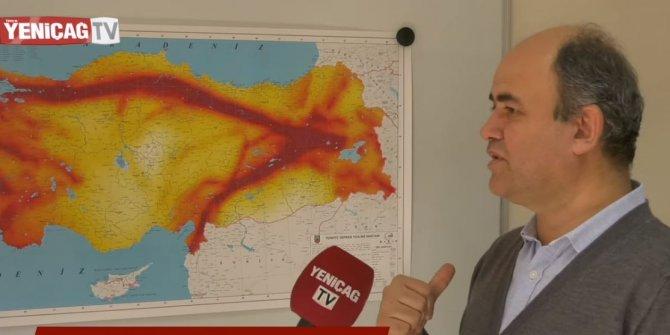 Hangi bölgeler deprem riski altında? İstanbul'u bekleyen büyük tehlikenin boyutu!