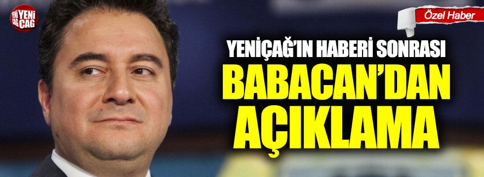 Partinin ilanı ertelenecek mi? Ali Babacan açıkladı!