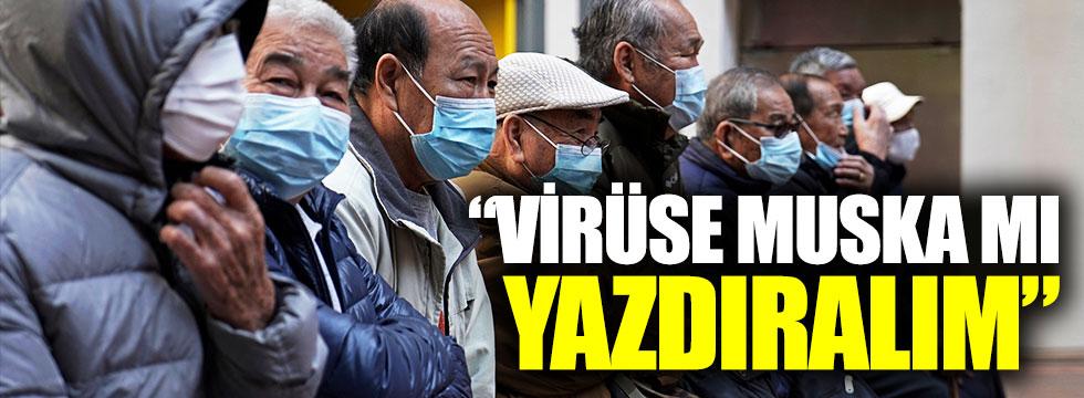 """Murat Muratoğlu: """"Virüse muska mı yazdıralım?"""""""