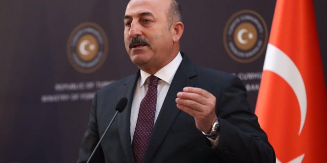 Bakan Çavuşoğlu'ndan Rusya açıklaması