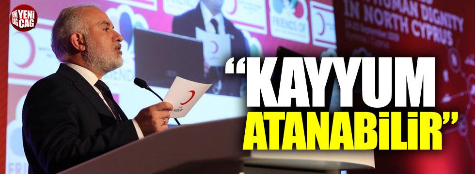 """Haluk Pekşen: """"Kızılay'a kayyum atanabilir"""""""