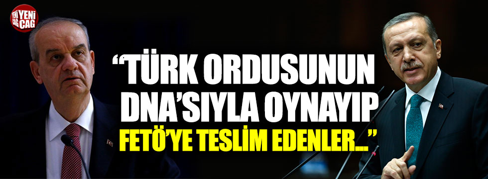 İlker Başbuğ'u hedef alan Recep Tayyip Erdoğan'a CHP'den tepki