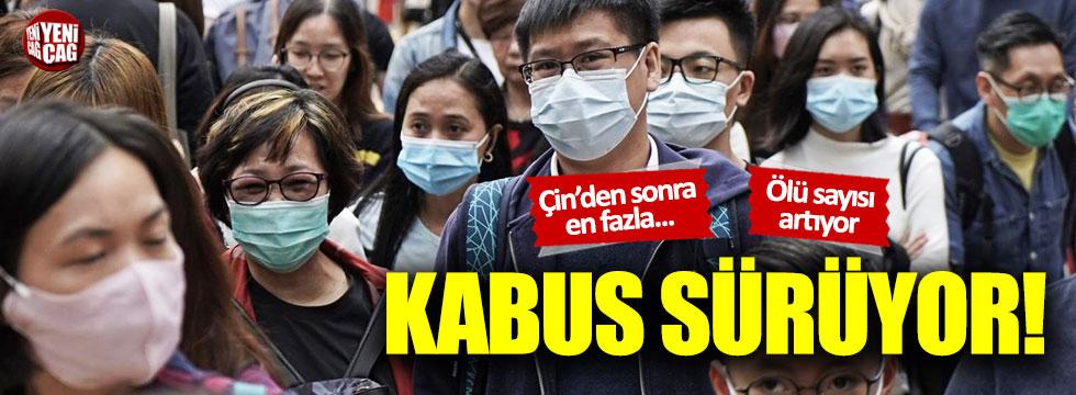 Çin'de coronavirüs salgınında can kaybı 636'ya ulaştı