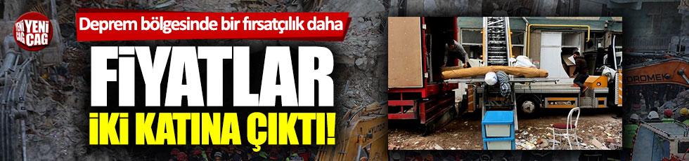 Elazığ'da nakliye fiyatları iki katına çıktı!