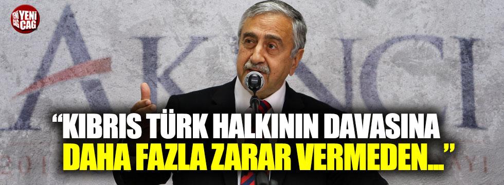 33 STK'dan Mustafa Akıncı'ya tepki