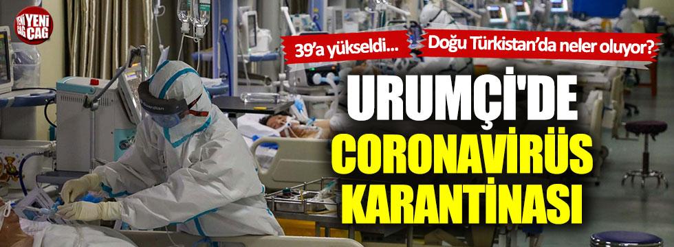 Doğu Türkistan'da neler oluyor: Urumçi'de coronavirüs karantinası