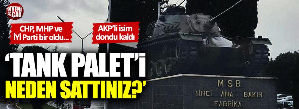 Kırşehir'de CHP, İYİ Parti ve MHP'den AKP'ye veto!