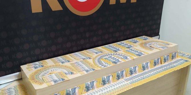 Sahte Avustralya doları ile yakalandı