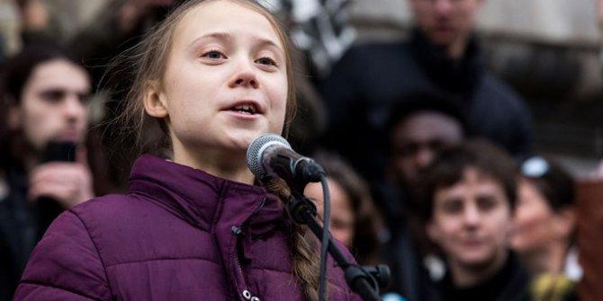 Aktivist Greta Thunberg belgesel dizisine konu olacak