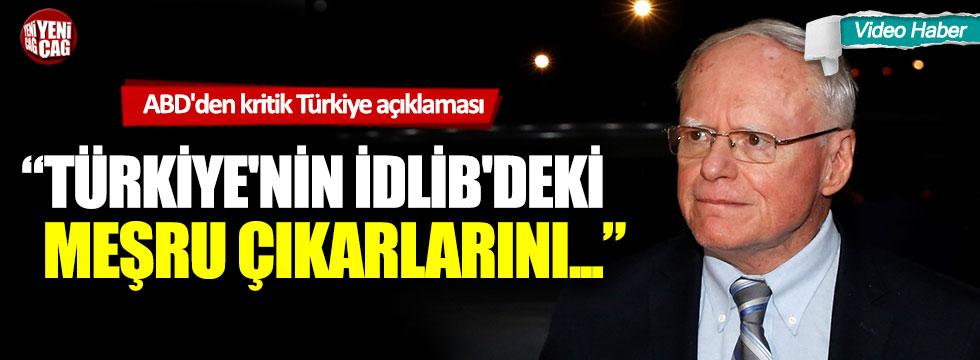 James Jeffrey'den dikkat çeken Türkiye açıklaması