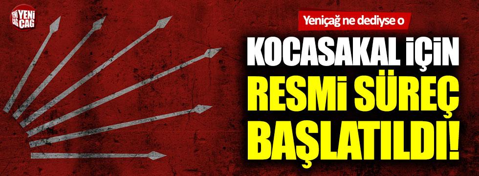 CHP'de Ümit Kocasakal ve Mehmet Sevigen disipline sevk edildi