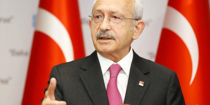 Kemal Kılıçdaroğlu, şehit aileleriyle görüştü