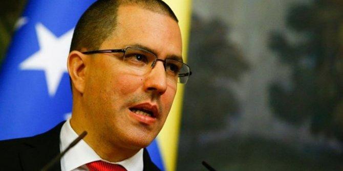 Venezuela ABD'yi UCM'ye şikayet etti