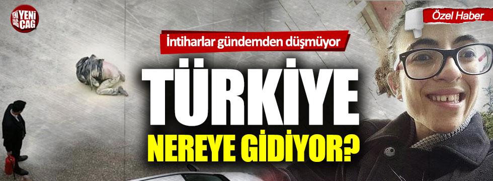 İntihar haberleri gündemden düşmüyor: Türkiye nereye gidiyor?
