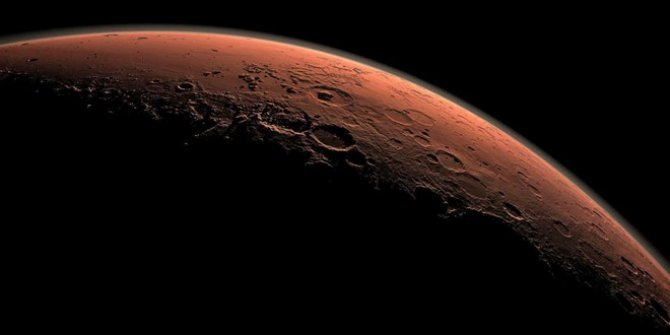 Bilim insanlarından Mars itirafı!