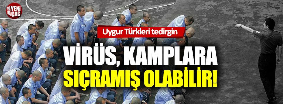 Uygur Türklerinde coronavirüs tedirginliği