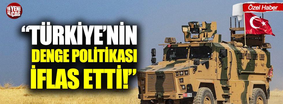 """Behiç Çelik: """"Türkiye'nin denge politikası iflas etti"""""""