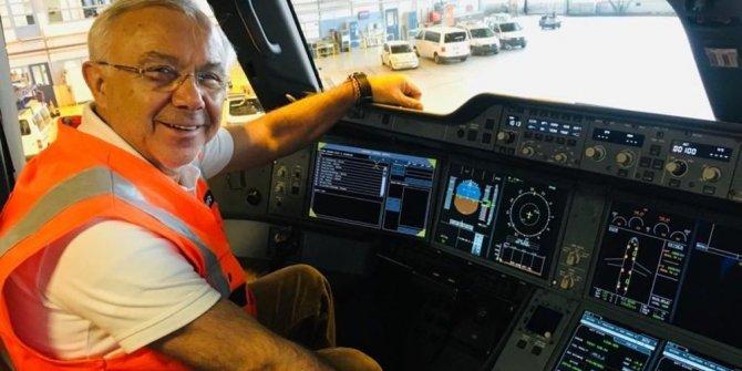 Liderlerin özel pilotu anılarını anlattı
