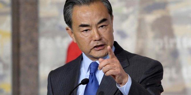 Çin: ABD, Orta Doğu'yu kargaşaya sürüklüyor