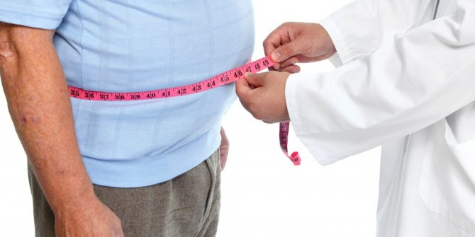 """""""Obezite körlüğe sebep olabilir"""""""
