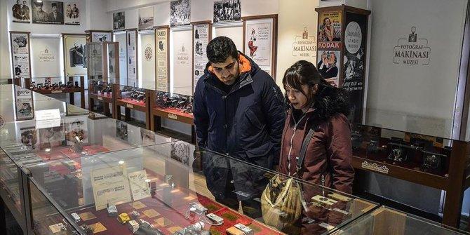 Fotoğraf Makinesi Müzesi'ne yoğun ilgi