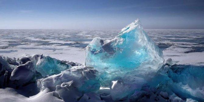 NASA tespit etti: 'Metan Salınım Noktası'