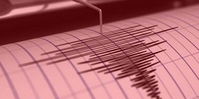 İran'da 5,8 büyüklüğünde deprem