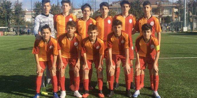 Galatasaray-Başakşehir U14 maçında gerginlik