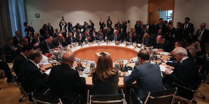 Almanya'daki Libya zirvesinden ne çıktı?