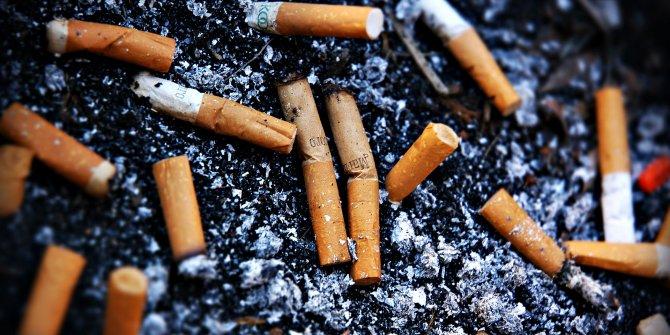 Sigara içenlerin sayısında azalma oldu