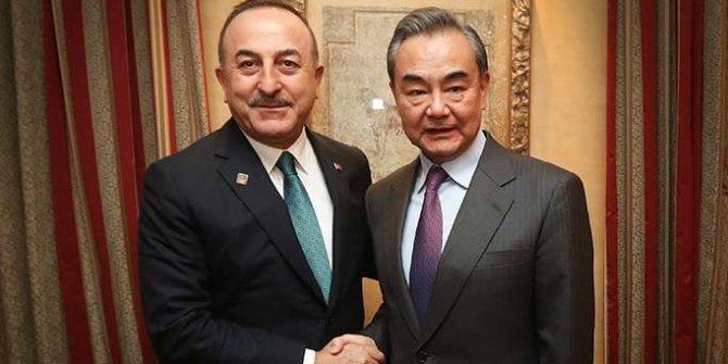 Mevlüt Çavuşoğlu, Çin'in Uygur Türklerine zulmünü kınayamadı