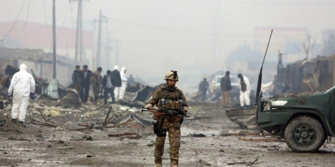 Taliban, askeri karakola saldırdı: 5 ölü