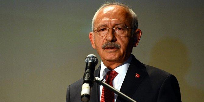 Kemal Kılıçdaoğlu'ndan Recep Tayyip Erdoğan'a 5 kuruşluk karşı dava