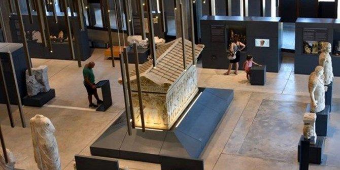 Troya Müzesi'ne en başarılı müze ödülü