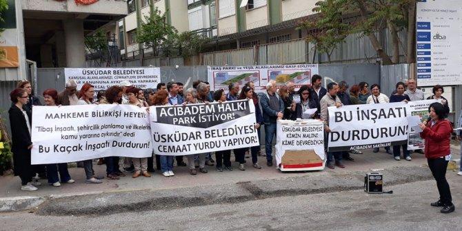 Üsküdar Belediyesi'ne Aziz Mahmut Hüdai Vakfı çağrısı