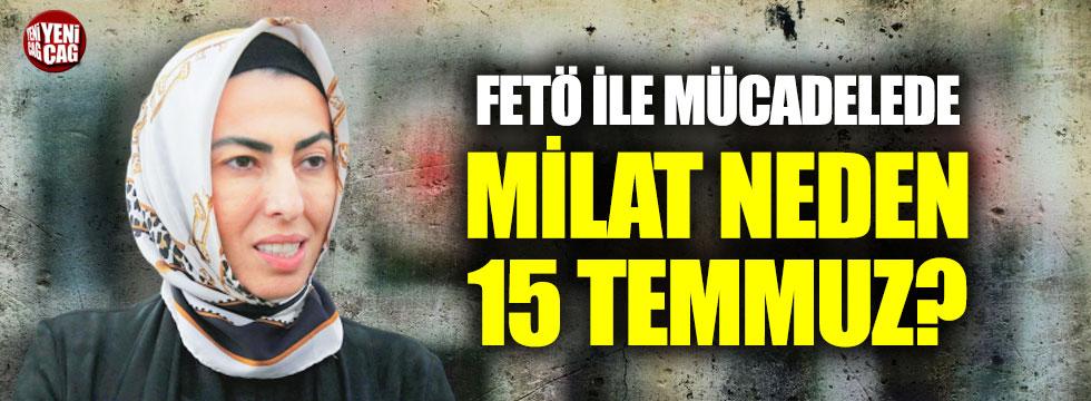 """Nihal Olçok: """"FETÖ'nün miladı neden 17-25 Aralık değil?"""""""