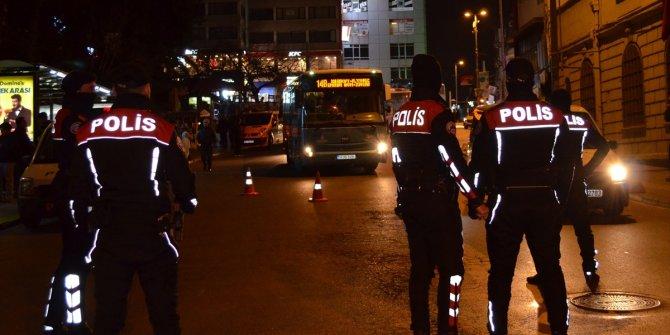 İstanbul'da büyük asayiş uygulaması