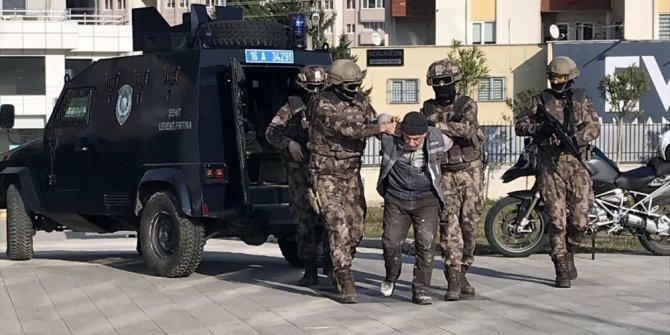 IŞİD'in infazcısı Bursa'da yakalandı