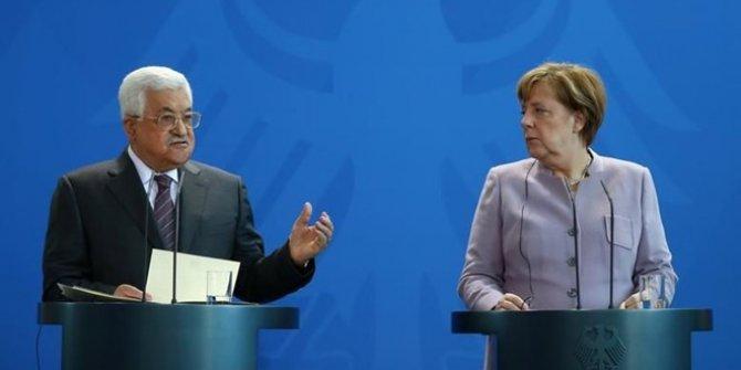Abbas'tan Almanya'ya ara buluculuk çağrısı