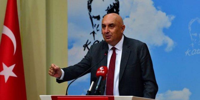 """CHP'li Engin Özkoç: """"Ölüm tehditleri alıyorum"""""""